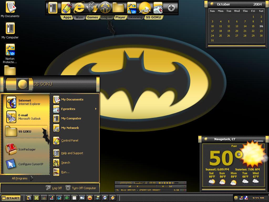 Batman by ssgoku-23