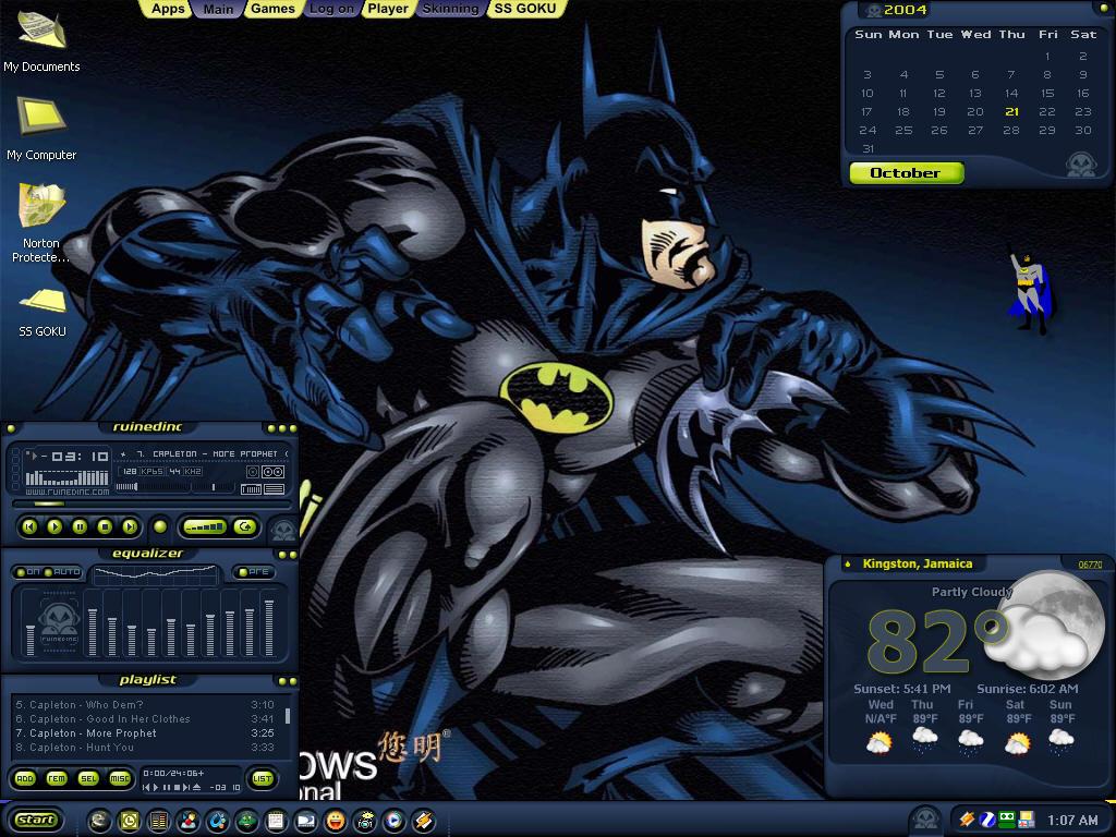 Batman X2 by ssgoku-23