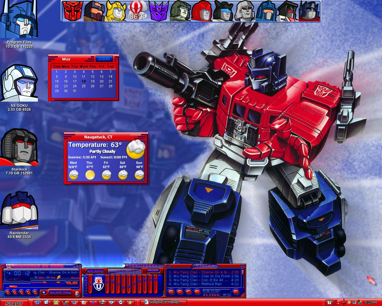 Transformers by ssgoku-23