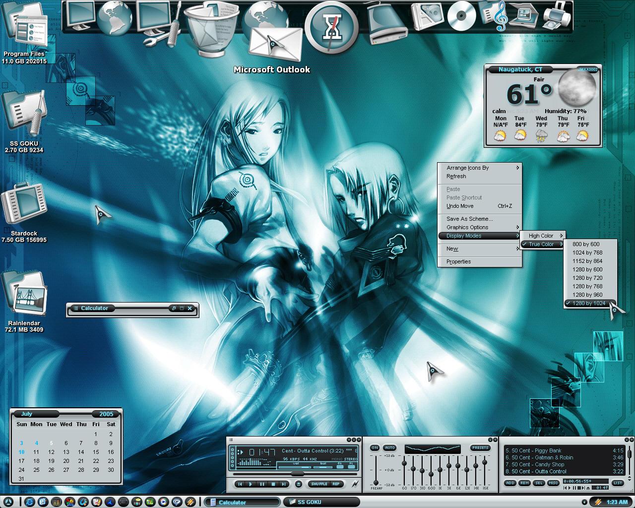 MixUpBlend by ssgoku-23
