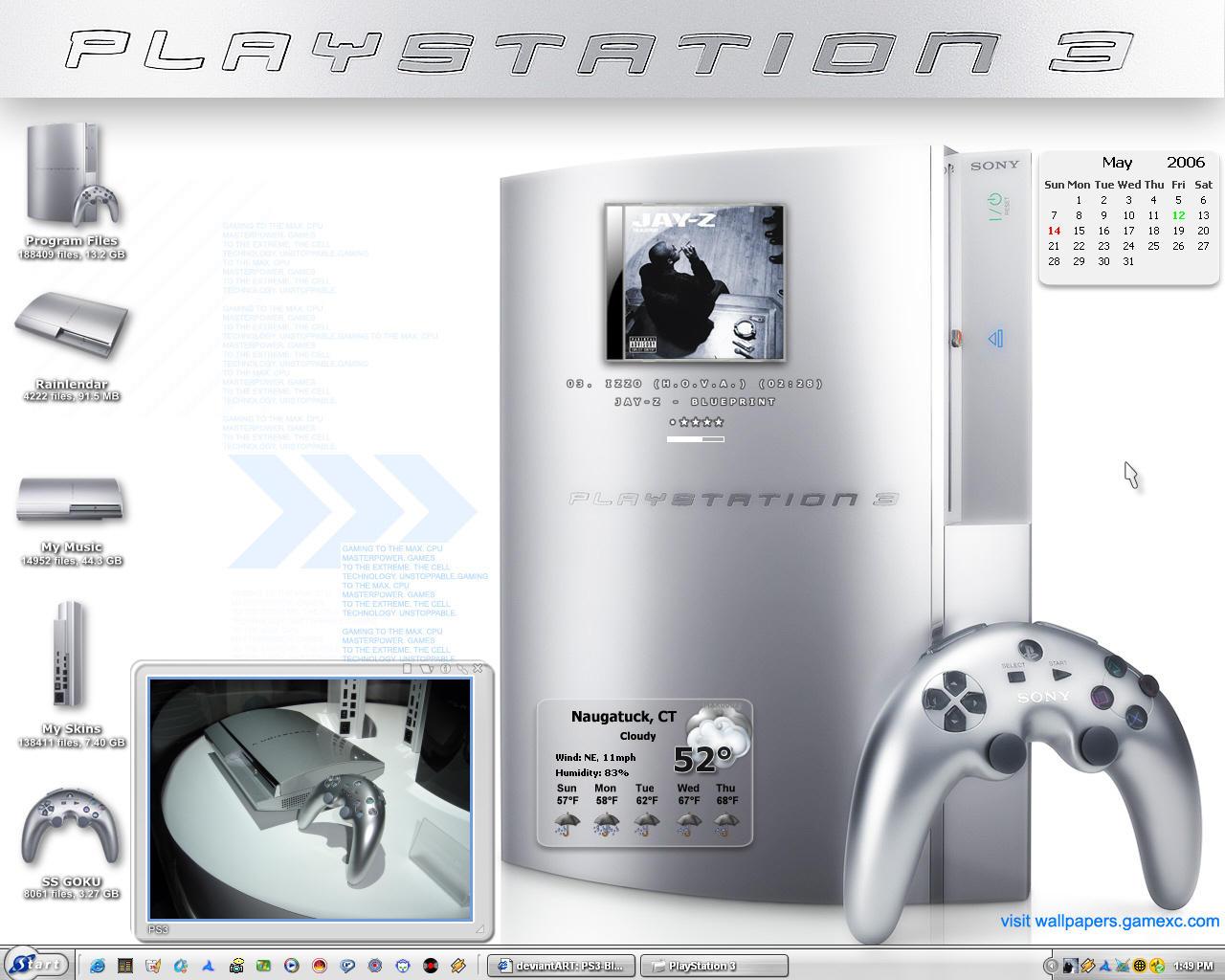 PS3-Gray by ssgoku-23