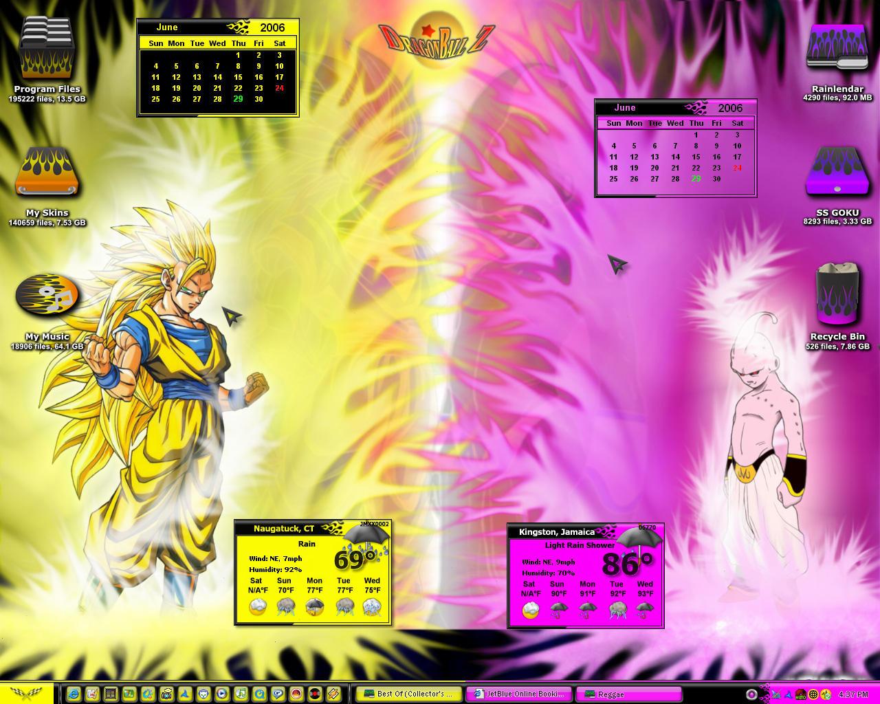 GOOD vs EVIL by ssgoku-23
