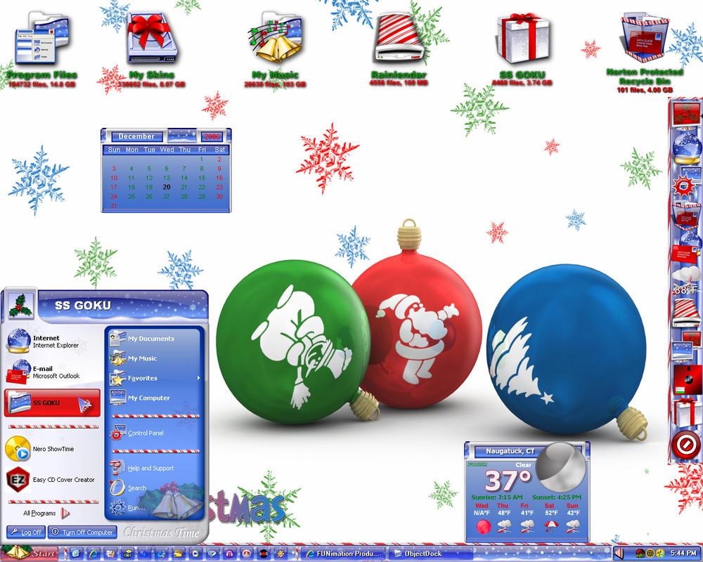 Merry Christmas 06 by ssgoku-23