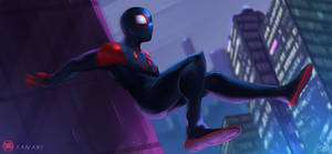 FANART- Spiderman