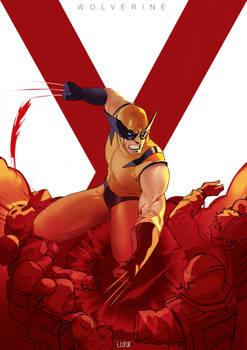 Wolverine Fan-Art Cover-02