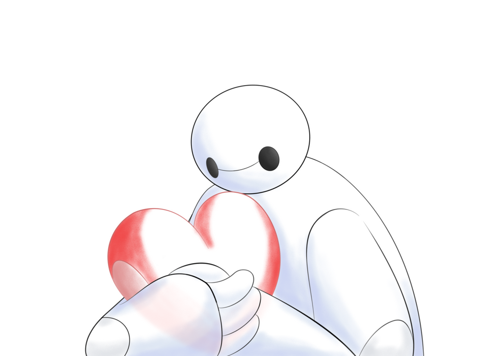 Big Hero 6: Valentine's Day drawing by Alixnight on DeviantArt