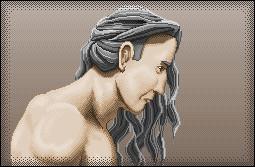 An Old Warrior by Arvellas