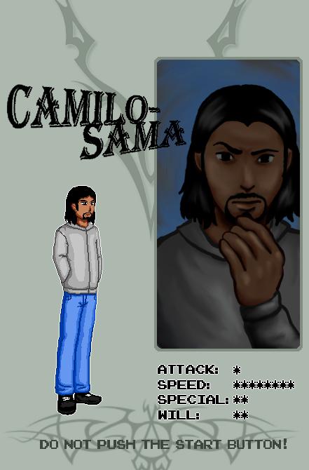 Camilo-sama's Profile Picture