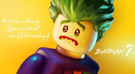Joker [BATMAN THE LEGO MOVIE]