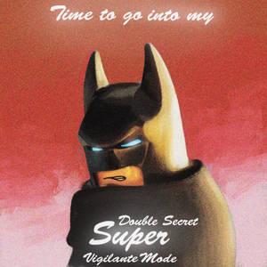 Batman [BATMAN THE LEGO MOVIE]