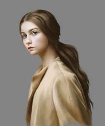 Portrait 06 by Nishant321go