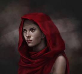Portrait 8 by Nishant321go