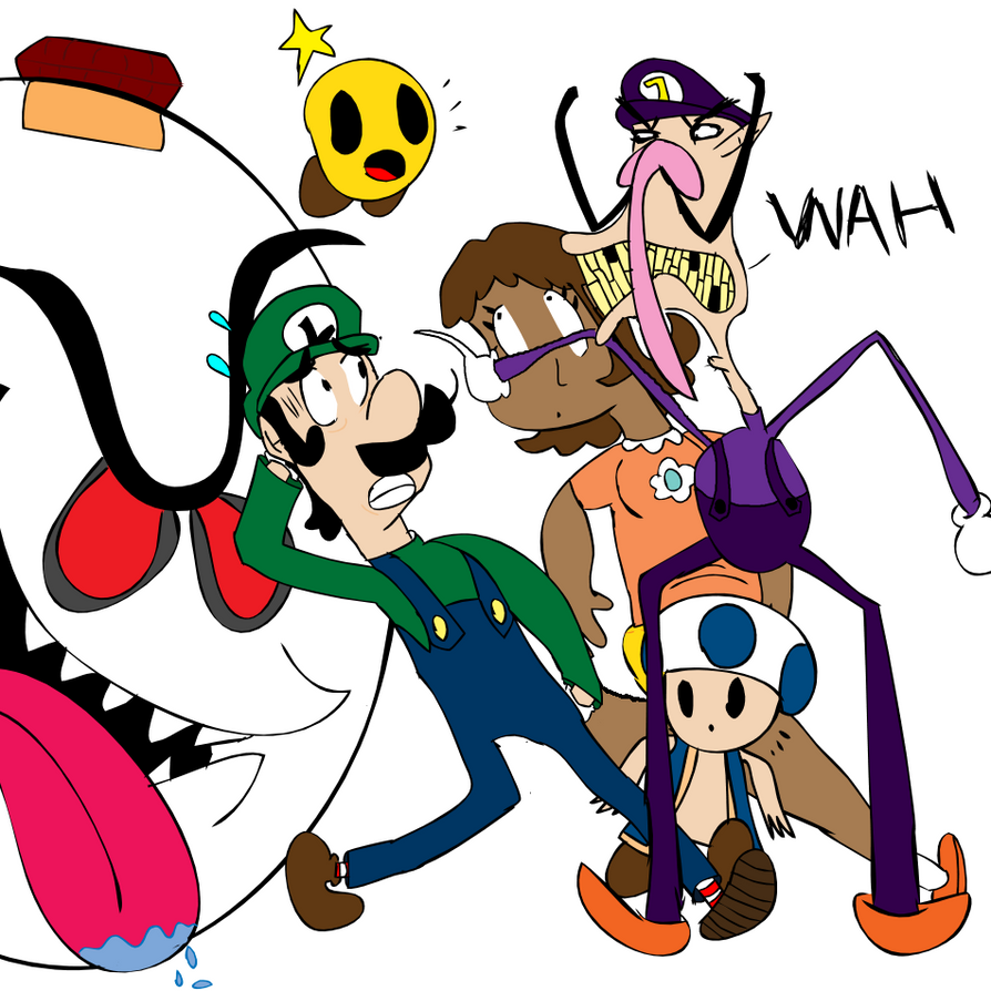 Ryan draws luigi again and gets grounded by Ryanstoons