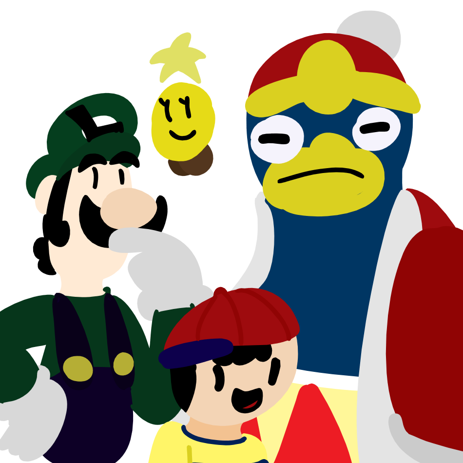 Meme squad by Ryanstoons