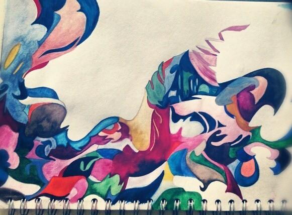 Nujabes Album Art By Aemon Lemon