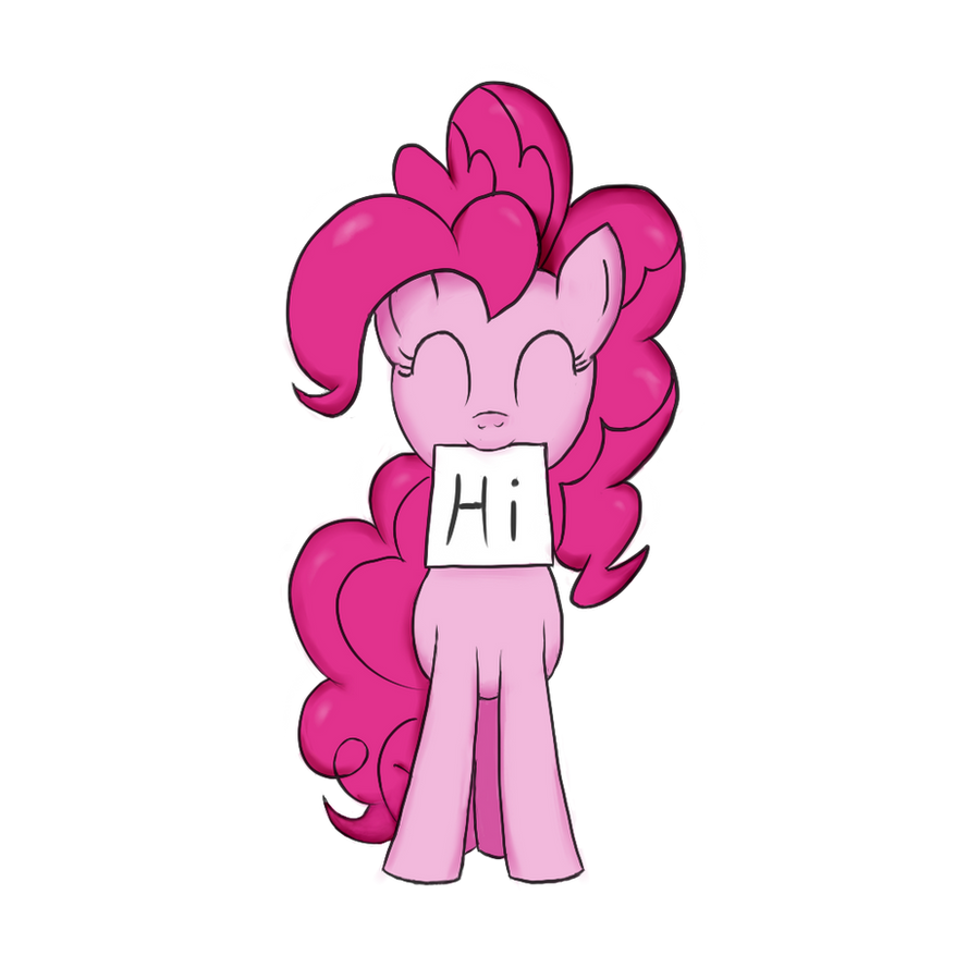 Hi There by Muffinsforever