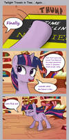 Twilight time travels for some reason