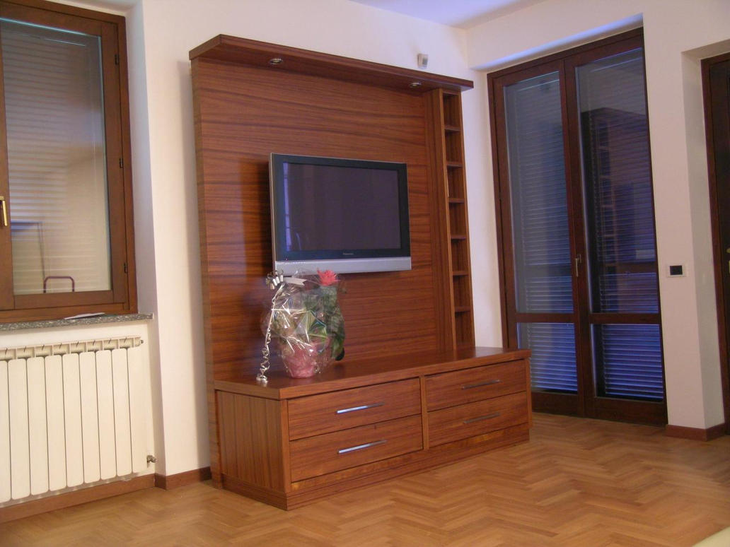 tv set furniture i by bonz paolo on deviantart