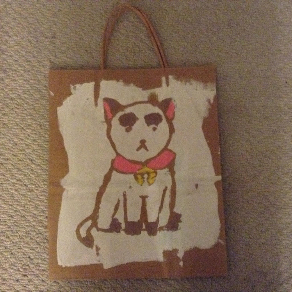 Puppycat bag by finnfni