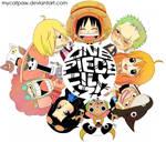 One Piece Glorious Island