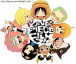 One Piece Glorious Island