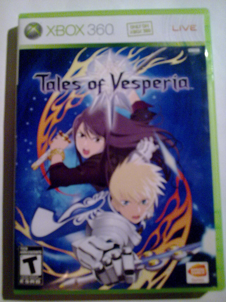 Yuri And Flynn Mystic Arte Tales Of Vesperia By Gardusknight
