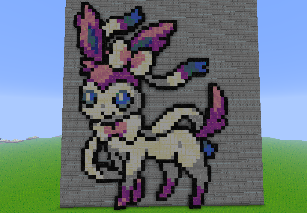 how to get sylveon pixelmon