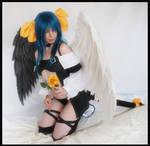 The angel by YurikoSeira