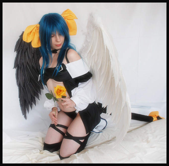 The angel by YurikoCosplay