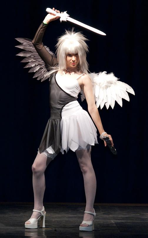 Angel? by YurikoCosplay