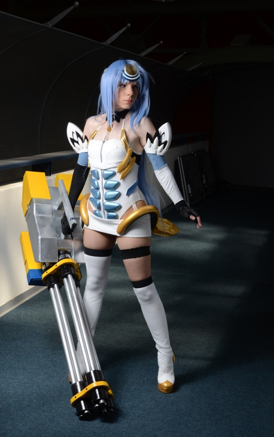 Ready for battle by YurikoCosplay