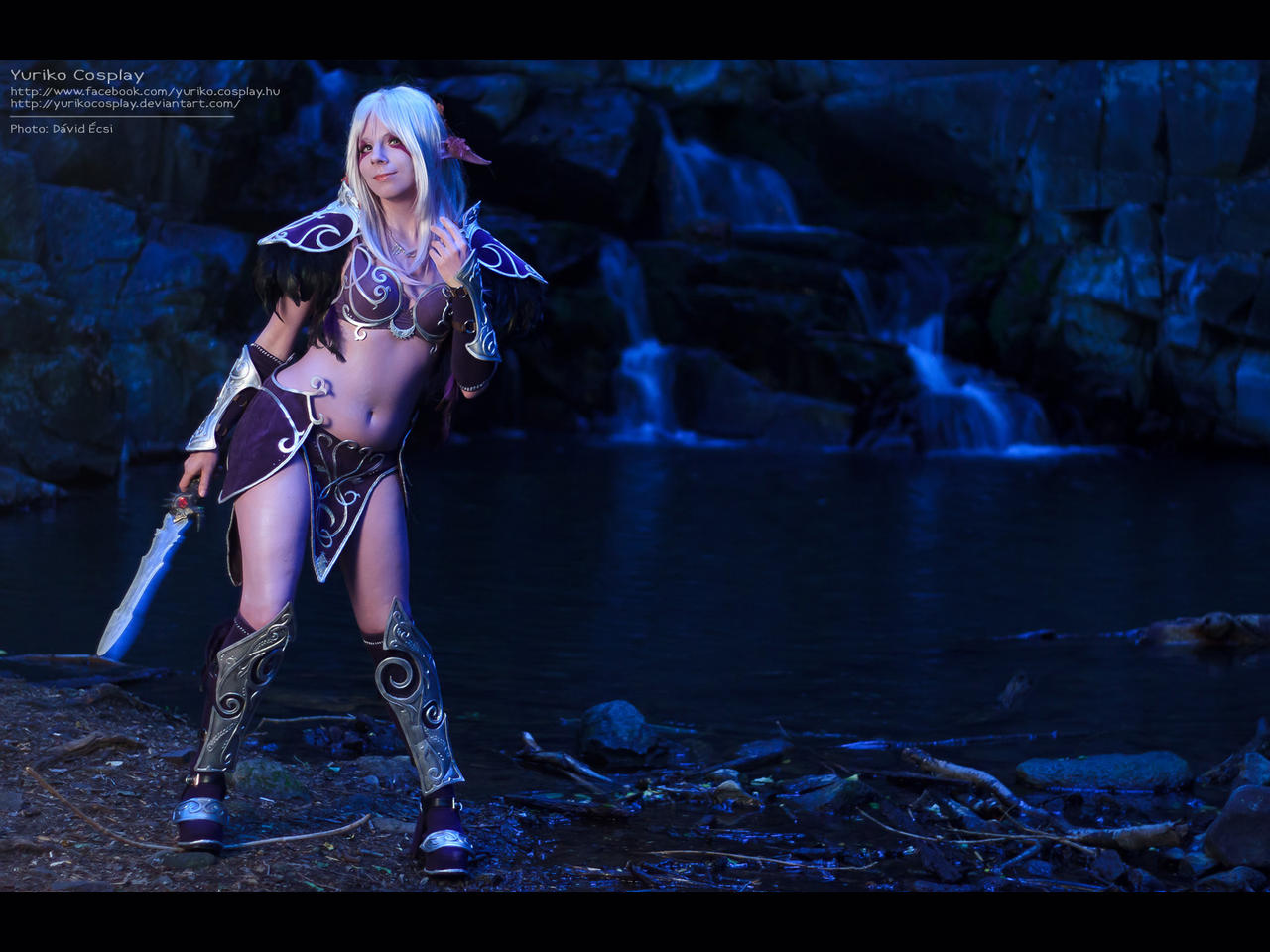Wow night elf woman nackt hentia scene