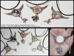 MLP Necklace commission