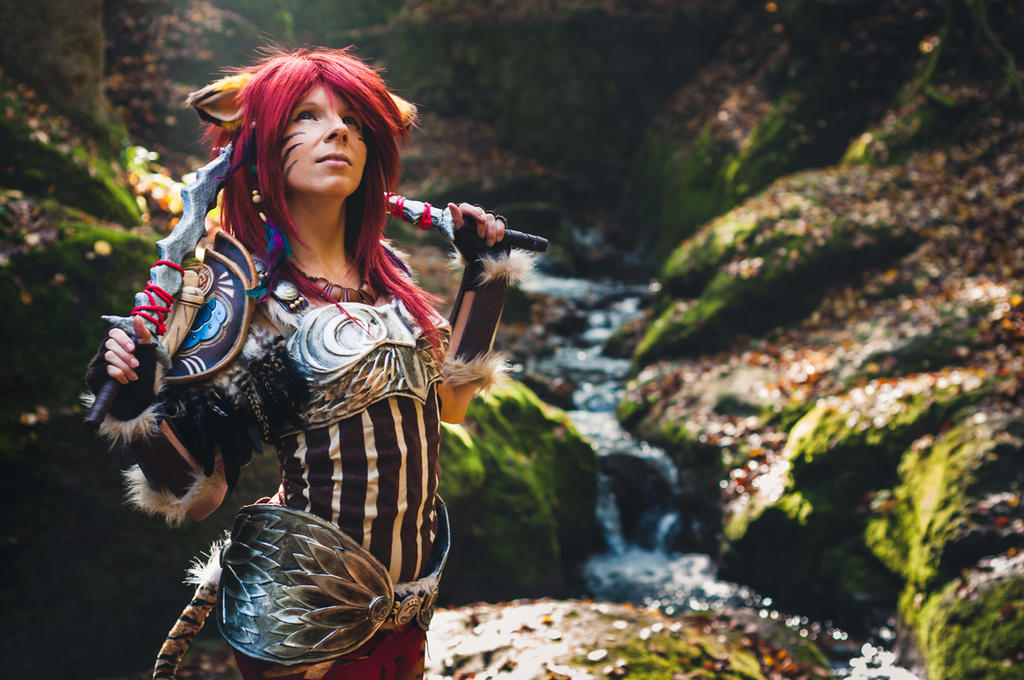 ArcheAge - Firran Photoshoot I. by YurikoCosplay