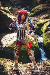 Archage - Firran female by YurikoSeira
