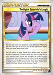 Twilight Sparkle's Logic