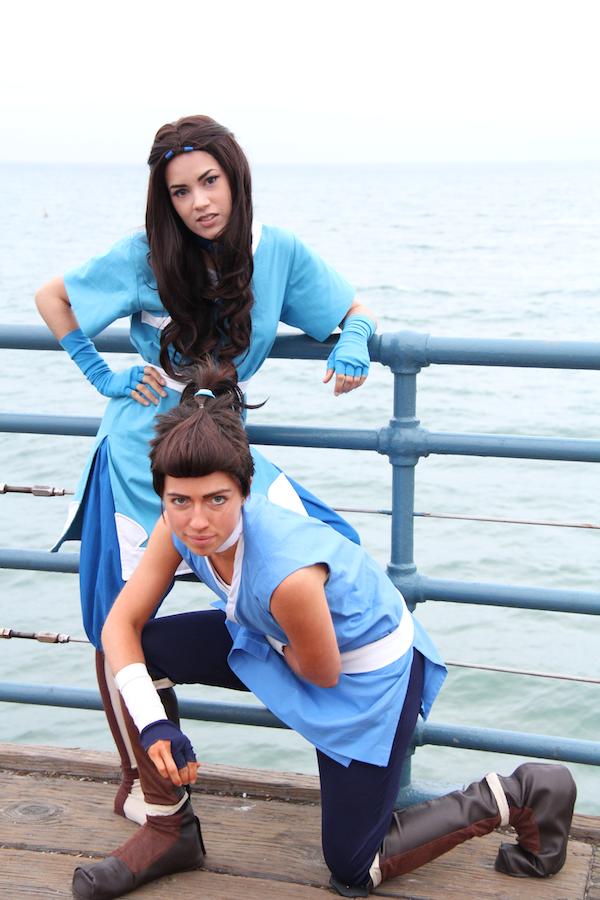 Seaside Siblings by kaleso