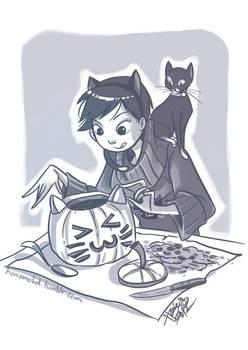 Selina's Pumpkin