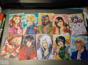 Final Fantasy VII Posse