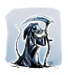 The Grim Squeaker by HanieMohd