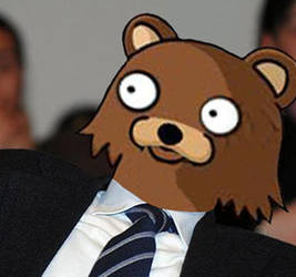 Pedobear reaction.