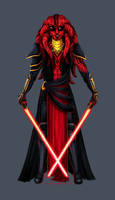 Darth Anialus by Master-Weilar-Tarren