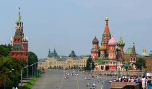 Moscow 25 by monika-poland