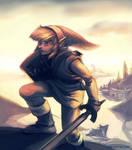 link's adventure begins