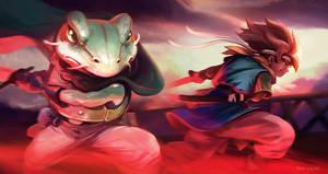 Chrono Trigger X Strike by Noe-Leyva