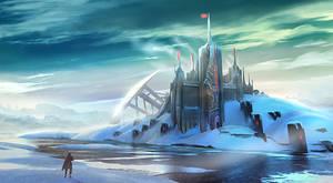 Save the Heir 2 snow castle