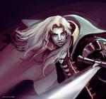 Castlevania Alucard fan art