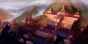 Temple Castle