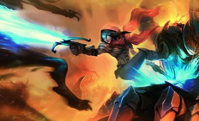 Diablo 3 Fan Art by Noe-Leyva