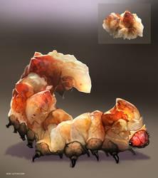 Mineral Bug 3 by Noe-Leyva